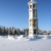 Bellman Carillon Tower in Winter thumbnail