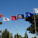 The Court of Honor Service Flags thumbnail