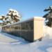 The Columbarium Niche Wall in Winter thumbnail