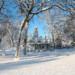 Sexton House in Winter thumbnail