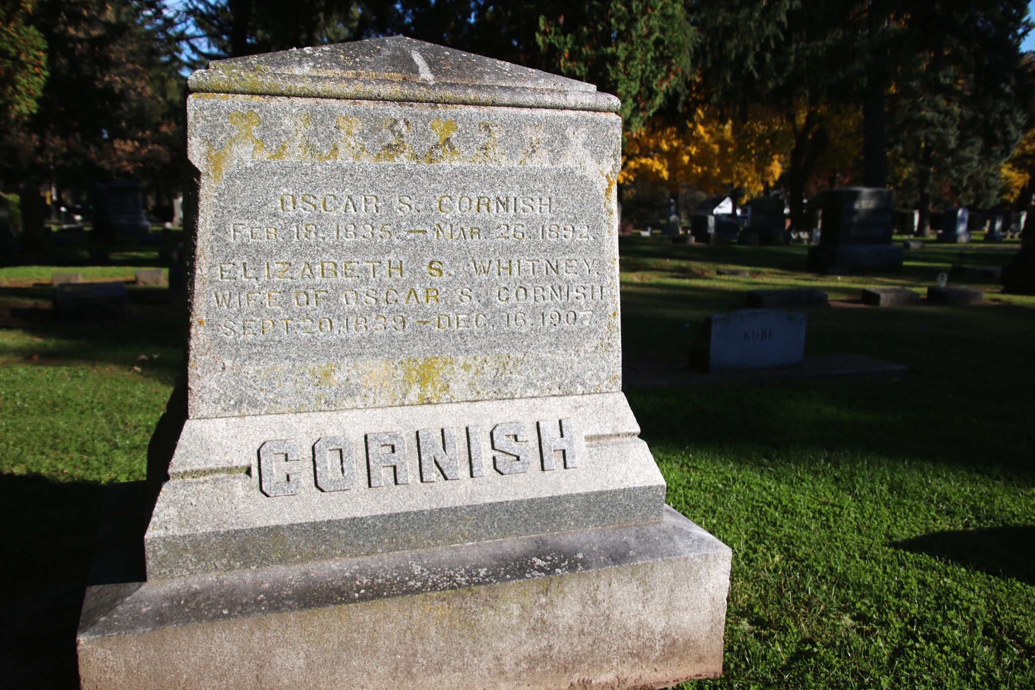 Cornish Marker